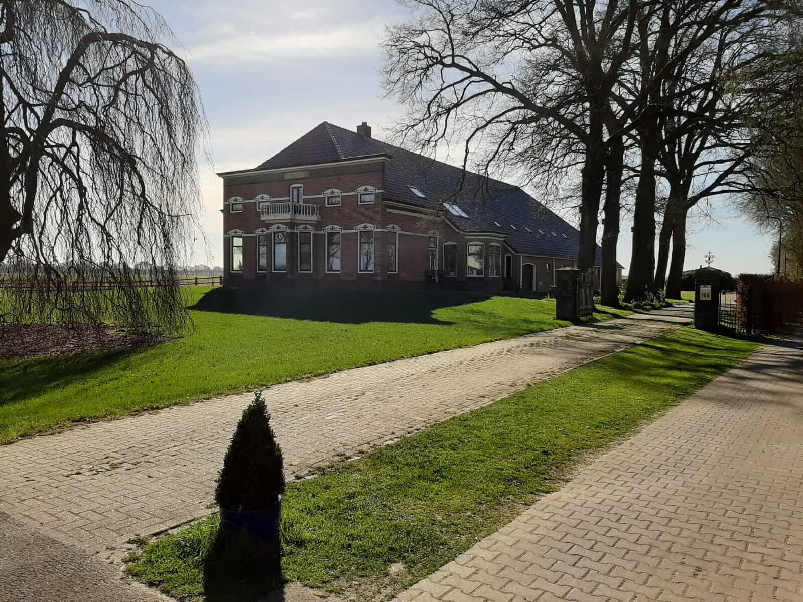 Boerderij onderhoud - Schildersbedrijf Leeuw & Bouwhuis