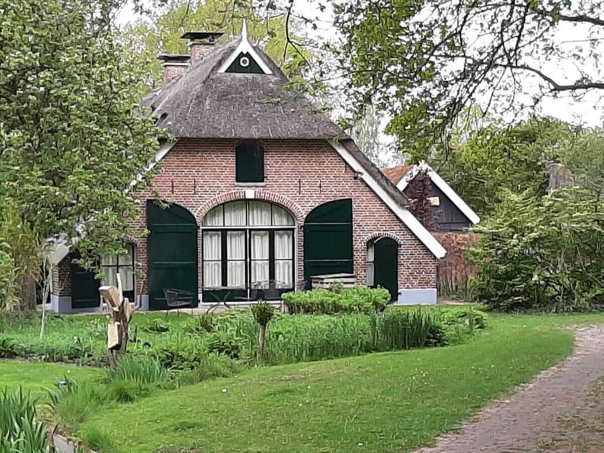 Boerderij schilderwerk - Schildersbedrijf Leeuw & Bouwhuis