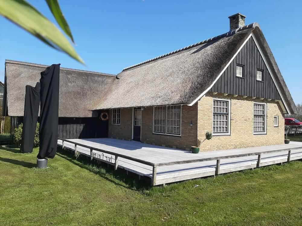 Schilderwerk huis - Schildersbedrijf Leeuw & Bouwhuis Vroomshoop