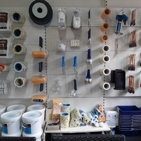 Verf materialen Vroomshoop - Schildersbedrijf Leeuw & Bouwhuis